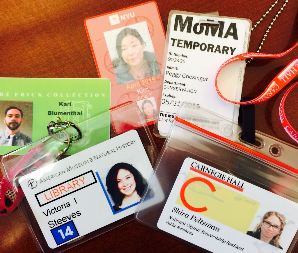 Residents' IDs