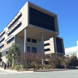 The Supercomputer Center at UC San Diego where PASIG 2015 was held