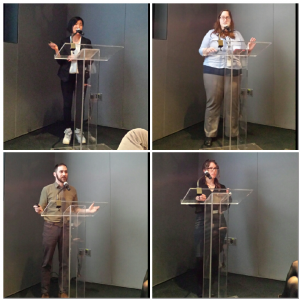 Everyone but me presenting at ARLIS/NY!