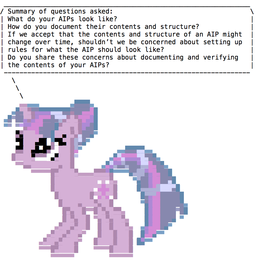 ponysayquestions